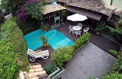750 Mil - Casa 3 Dorms. A 30 Metros Da Praia Em Toque Toque Pequeno - Ca1364