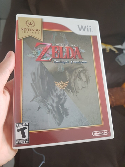 Zelda Twilight Princess Reservado!