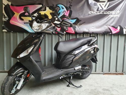 Scooter Hero Dash 2018 Impecable Solo 900km Tarjeta Consulte