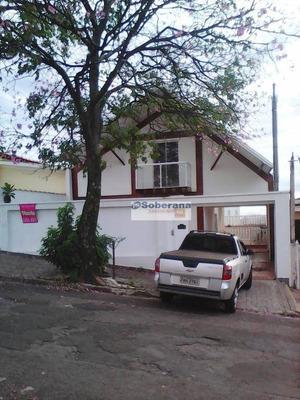 Casa Residencial À Venda, Jardim Primavera, Campinas. - Ca2711