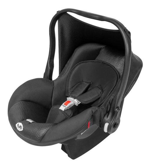 Bebê Conforto Tutti Baby Black Retrátil Crianças 13 Kg Preto