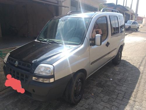 Imagem 1 de 13 de Fiat Doblo 2006 1.8 Elx Flex 5p