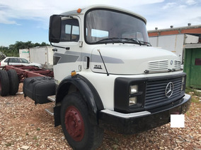 Mercedes-benz Mb 1513 1986 No Chassis