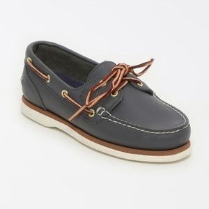 Mocasin Timberland Zapato Dama Original 24 Mex C96