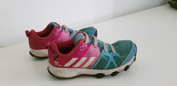 Zapatillas adidas Talle 10 Y 1/2 Usa Tr8 Kanadia