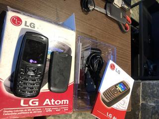 Celular LG Atom Mg110b