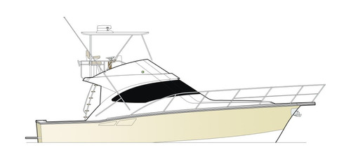 Fishing 420 Convertible 2 X D6-435 - 435hp  -  Ñ Sedna 405