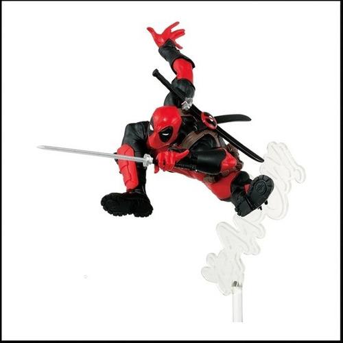 Figura Deadpool Statue Marvel   20cm