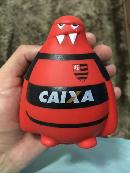 Cofrinho Poupançudo Caixa Times Flamengo