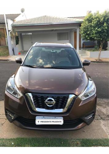 Nissan Kicks 2018 1.6 16v Sl Aut. 5p