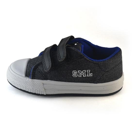 Zapatilla Abrojo Jean Negro Small Shoes
