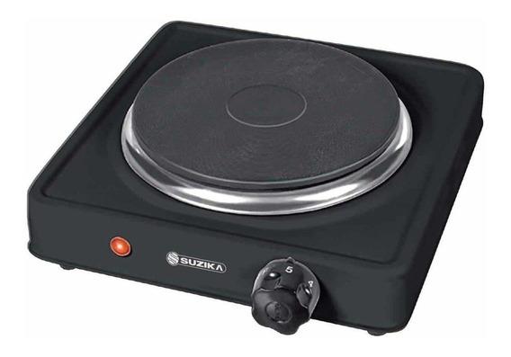 Anafe eléctrico Suzika SZ-CE015 negro 220V