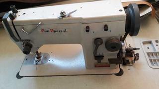 Máquina Costura Reta/zigzague