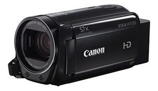 Videocámara Canon Vixia Hf R700 (negro)