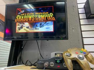 Nintendo 64n Control& Juego