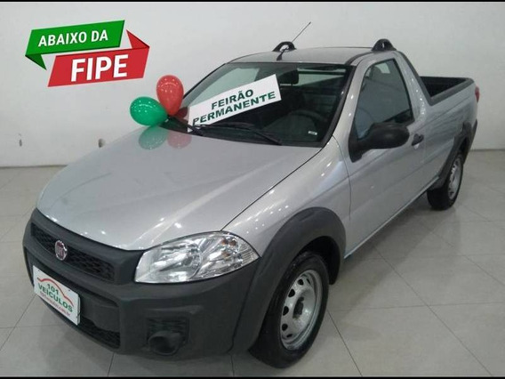 Fiat Strada Hard Working 1.4 (flex) (cabine Simples) 1.4