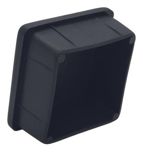 Imagen 1 de 4 de Regaton Plastico Interior Cuadrado 30x30 Capuchon X 10 Unid