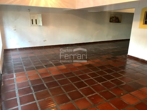 Imagem 1 de 15 de Casa Térrea Assobrada, Em Condomínio, No Pé Da Serra Cantareira Com Piscina E 4 Vagas Aceita Permuta - Cf35168