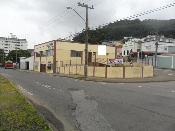 Galpão Em Saco Dos Limões, Florianópolis/sc De 339m² À Venda Por R$ 990.000,00 - Ga324901