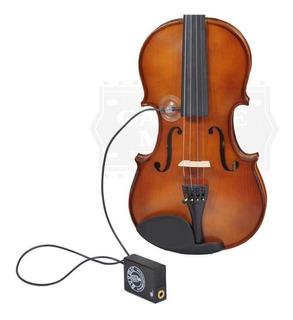 Microfono Condenser Con Ventosa Para Violin Garantia