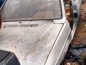 Volkswagen Gol Quadrado Sucata 1989 - Carcaça - Gaiola