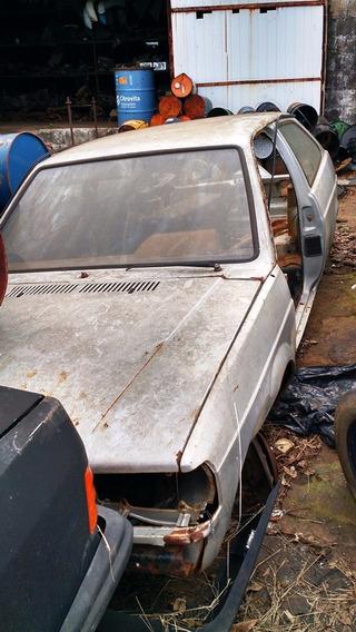 Volkswagen Gol Quadrado Sucata 1989 - Nao Vendemos Pecas