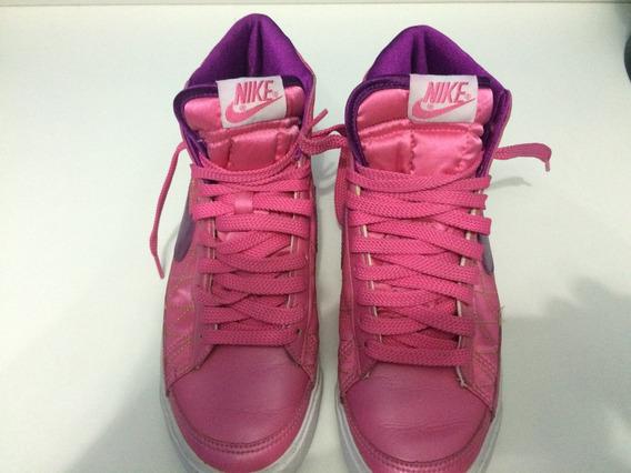 Tênis Nike Feminino Cano Alto Raridade