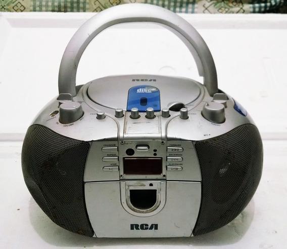 Rádio Rca Rcd004 Placa Para Retirar Peças
