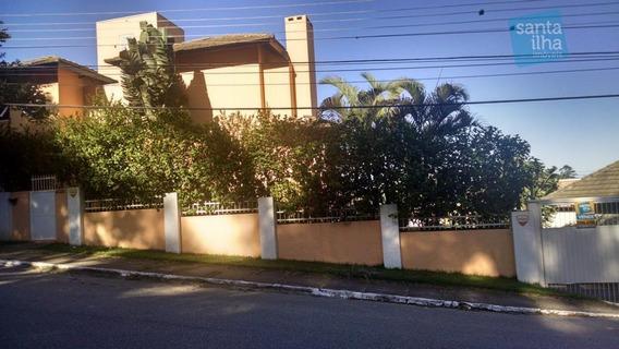 Casa Residencial À Venda, Lagoa Da Conceição, Florianópolis. - Ca0785
