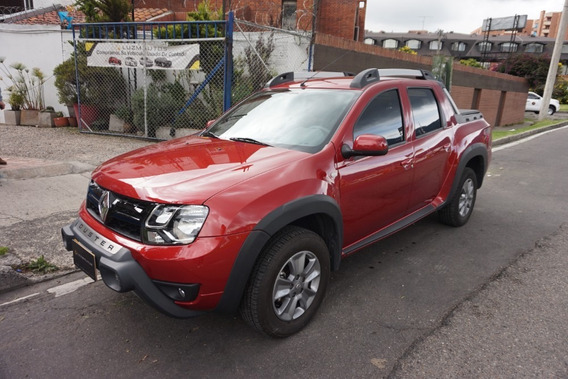 Renault Duster Oroch Intens 4x4