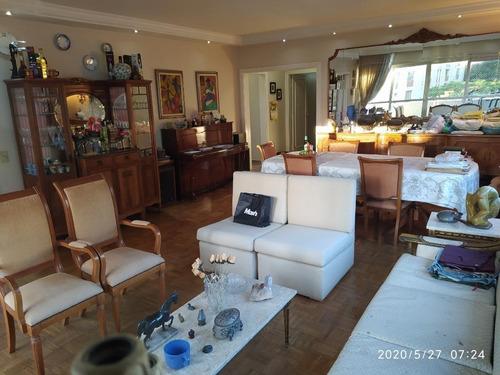 Imagem 1 de 30 de Apartamento Com 3 Dormitórios Para Alugar, 159 M² Por R$ 5.500,00/mês - Pinheiros - São Paulo/sp - Ap15236