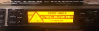 Ecualizador Grafico Behringer Deq 2096 Ultracurve Premium