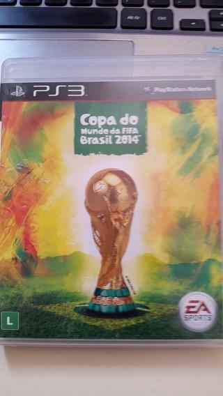 Jogo Ps3 Copa Do Munda Da Fifa Brasil 2014