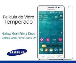 Película De Vidro Temperado Samsung Galaxy Grand Prime G530