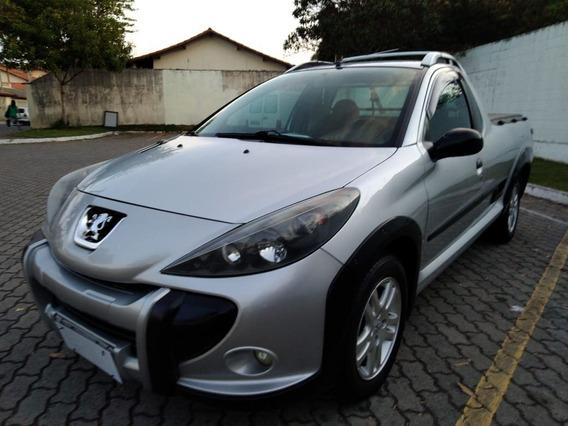 Peugeot Hoggar 1.6 Escapade 16v Flex 2p Manual