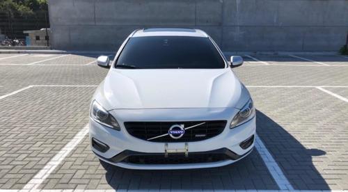 Volvo V60 2014 2.0 T5 R-design Dynamic 5p