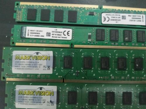 Imagem 1 de 3 de Memoria Ram Ddr3