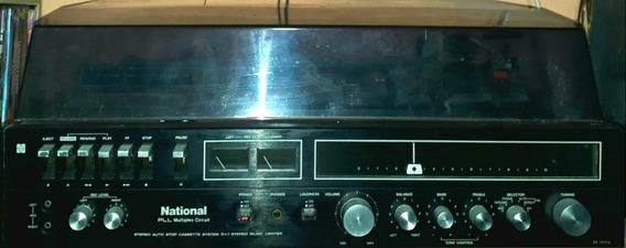 3 Em 1 National Ss 7070 A Vintage Lindo Funcional Sem Som