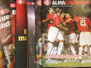 Revista Do Inter / Alma Colorada - Coleção Completa 1 A 121