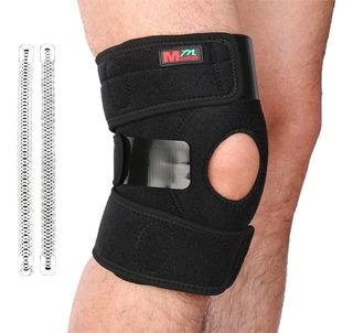 1pc Joelho Protetor Joelho Pads Silicone Elastic Bandagem Pr