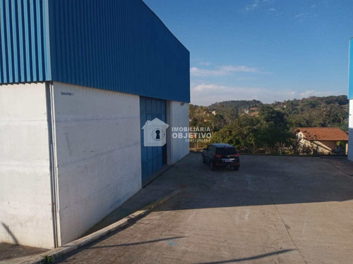 Imagem 1 de 23 de Galpão, Altos De Caucaia (caucaia Do Alto), Cotia, Cod: 4272 - A4272