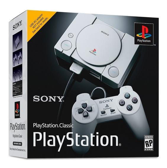 Consola Miniatura Playstation Classic