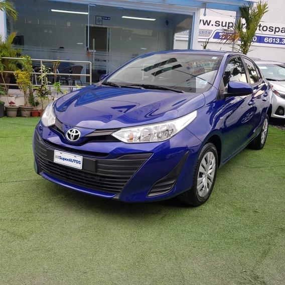 Toyota Yaris 2018 $ 13500