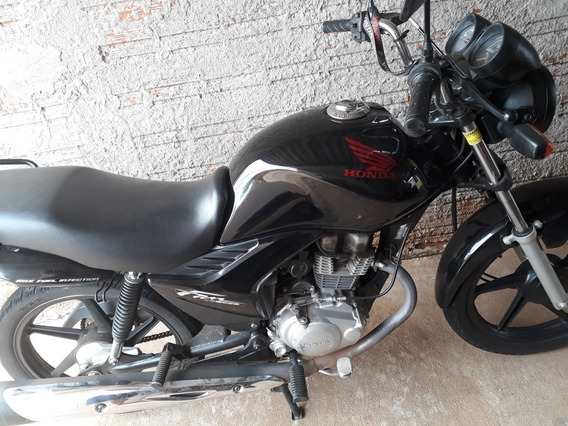 Honda Cg 150 Fan Esdi