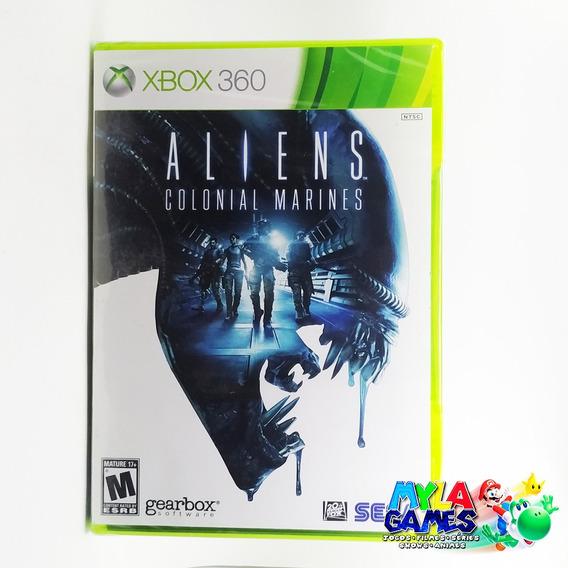 Aliens Colonial Marines Xbox 360 Mídia Física *novo*