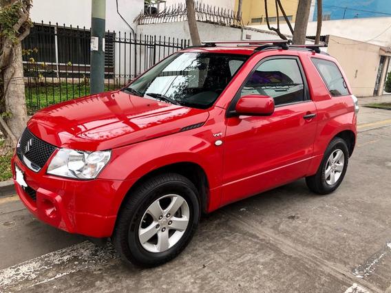 Suzuki Gran Vitara Luxe 2009 Full Equipo.