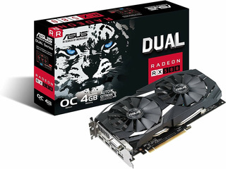 Asus Radeon Rx 580 Oc 4gb Edition