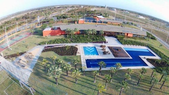 Lote À Venda, Alphaville Ceará 1.490 M² Por R$ 291.841 - Santo Antonio - Eusébio/ce - Te0338
