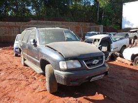 Sucata Chevrolet Blazer 2.2 Para Venda De Peças Usadas