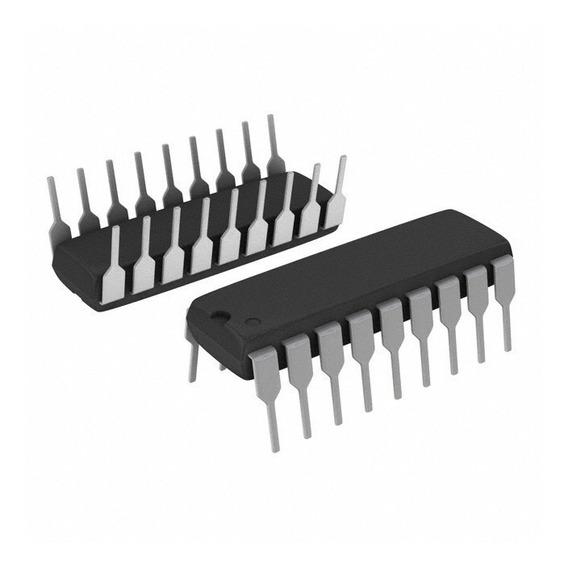 Microcontrolador Dspic33fj12gp201-i/p 10 Unidades
